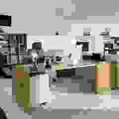 Ruang Studi/Kantor Modern Oleh GSI Interior Design & Manufacture Modern