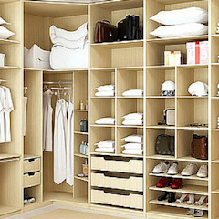 Classic style dressing rooms by homify Classic