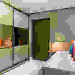 Chambre classique par Milla Holtz & Bruno Sgrillo Arquitetura Classique