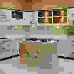 توسط Dream space Interiors کلاسیک تخته سه لایی