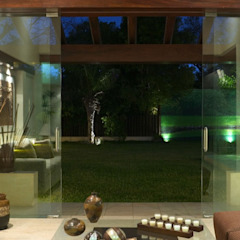 сучасний  by AIDA TRACONIS ARQUITECTOS EN MERIDA YUCATAN MEXICO, Сучасний Інженерне дерево Прозорий