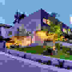 Casas de estilo industrial de Con Contenedores S.A. de C.V. Industrial