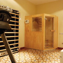 EIXAMPLE APARTMENT Classic style gym by Tinda´s Project S.L. Classic