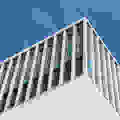 SICHTKREIS.COM Architekturfotografie Berlin Minimalist event venues Concrete White