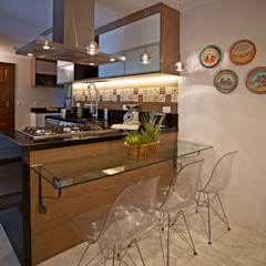 Cuisine moderne par Andréa Spelzon Interiores Moderne