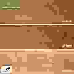 PISO FLOTANTE NOVEL DE 7MM THE FLOORING COMPANY S.A Paredes y suelosRevestimientos de paredes y suelos Derivados de madera Acabado en madera