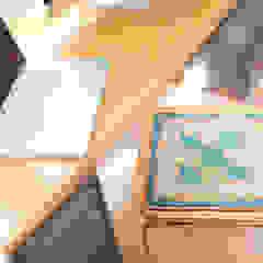 shyrdakjurte Oficinas de estilo moderno Verde