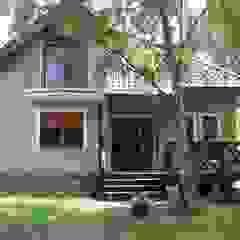 RETRO LINE Rustykalne domy od ITA Poland s.c. Rustykalny Cegły
