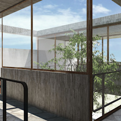Coletivo de Arquitetos Country style house