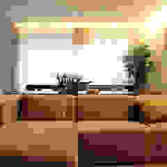 PFS-arquitectura Modern living room