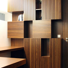 PFS-arquitectura Modern study/office
