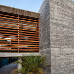 Stemmer Rodrigues Klinik Modern Beton
