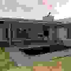 Minimalistische zwembaden van CA Architects Minimalistisch
