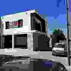 Cruz Vermelha - Gandarela de Basto por Engebasto - Atividades de Engenharia e Arquitetura, Lda