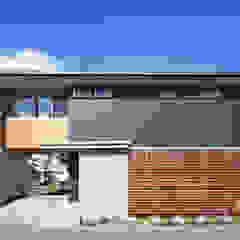 かんばら設計室 Eclectic style houses