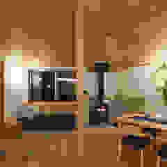 かんばら設計室 Eclectic style living room