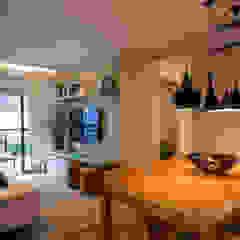 Apartamento decorado RJZ - من Gisele Taranto Arquitetura حداثي