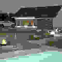 Dom i ogród z Charakterem Nowoczesny garaż od Klaudia Tworo Projektowanie Wnętrz Sp. z o.o. Nowoczesny