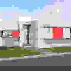 Casas de estilo moderno de T.F | ARQuitectura y DIseño Moderno