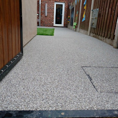 Resin Bound Path's & Patio's Classic style gym by Permeable Paving Solutions UK Classic Granite