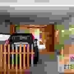 Interior design Modern garage/shed by Eternity Designers Modern