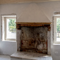 Progetto MORO SAS DI GIANNI MORO Modern Living Room