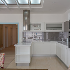 Bellarte interior studio Scandinavian style kitchen