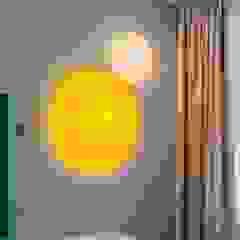 Bellarte interior studio Scandinavian style bedroom