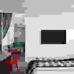 Dormitorios de estilo ecléctico de Оксана Мухина Ecléctico