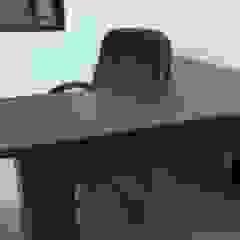 Ya instalado escritorio Muebles Modernos para Oficina, S.A. Tiendas y espacios comerciales Lino Azul