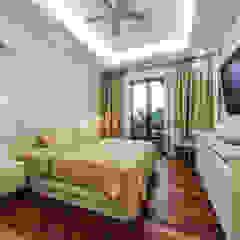 Majestic Contemporary | BUNGALOW Minimalist bedroom by Design Spirits Minimalist