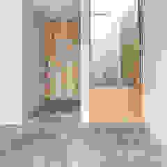 Minimalistische Schlafzimmer von La Desarrolladora Minimalistisch Holz Holznachbildung