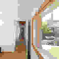 Modern windows & doors by ALDENA Modern Wood Wood effect