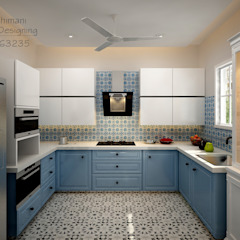 Eclectic style kitchen by Shreya Bhimani Designs Eclectic