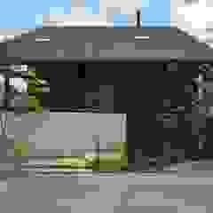 T's Garden Square Co.,Ltd. Modern Houses Wood Green
