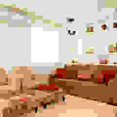 Classic style living room by Nice De Cara Arquitetura Classic
