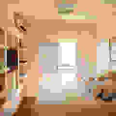 Modern style bedroom by Nice De Cara Arquitetura Modern