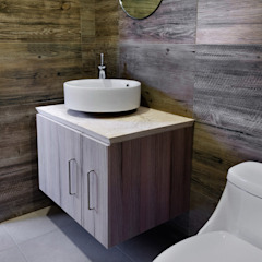 Kırsal Banyo VMArquitectura Kırsal/Country Beton