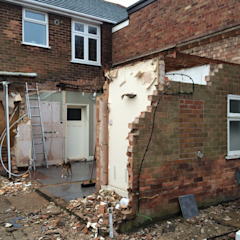 Demolition by JMAD Architecture (previously known as Jenny McIntee Architectural Design)