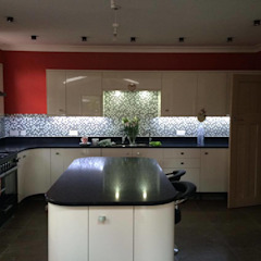 new kitchen by JMAD Architecture (previously known as Jenny McIntee Architectural Design)