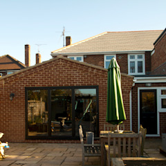 Extension finished by JMAD Architecture (previously known as Jenny McIntee Architectural Design)