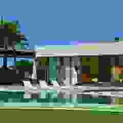 Casas modernas de ARTIBODRUM MİMARLIK MÜH.İNŞ.TAAH.TİC.LTD.ŞTİ Moderno Piedra