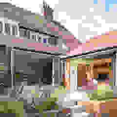 Hare Lane Frost Architects Ltd Minimalist style garden