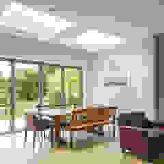 Hare Lane Frost Architects Ltd Minimalist dining room