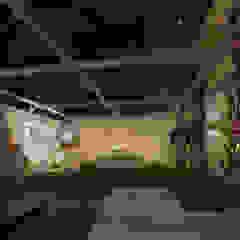 Classic style garden by De Panache - Interior Architects Classic Stone