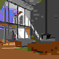 JOÃO SANTIAGO - SERVIÇOS DE ARQUITECTURA Living room Stone