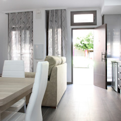 Mohedano Estudio de Arquitectura S.L.P. Modern Living Room