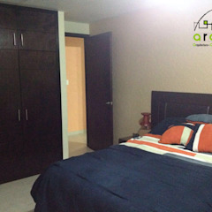 ARCO +I Modern style bedroom