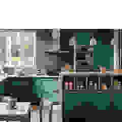 Shabby Chic Design Kitchen by Schmidt Kitchens Barnet Rustic MDF