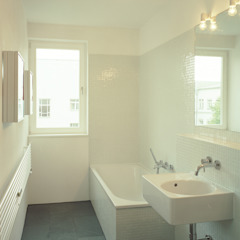 bathroom brandt+simon architekten Modern bathroom